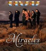 Kansas - Miracles out of Nowhere (CD+DVD) (Music CD)