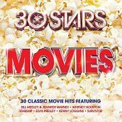 Various Artists - 30 Stars (Movies) (Music CD)