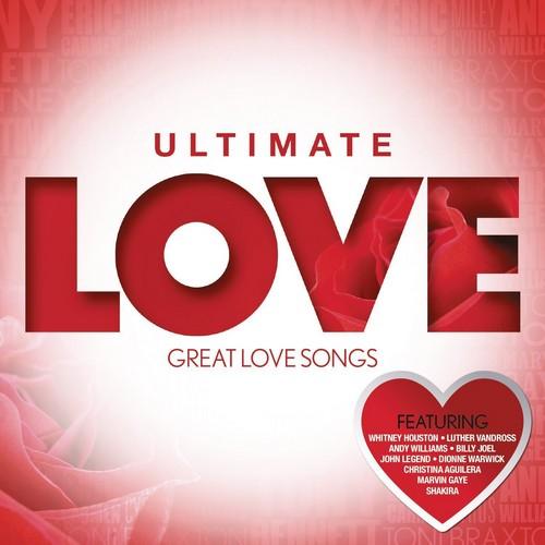 Various Ultimate Love (CD)