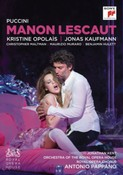 Manon Lescaut: Royal Opera House (Pappano) (DVD)