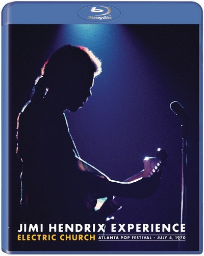 Jimi Hendrix: Electric Church [Blu-ray] [2015] (Blu-ray)