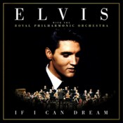 Elvis Presley - If I Can Dream: With The Royal Philharmonic Orchestra (Music CD)