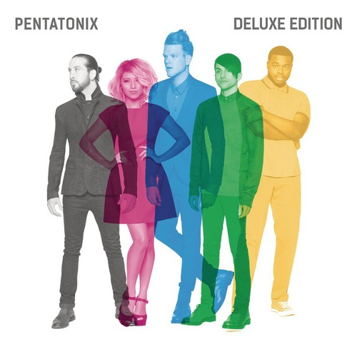 Pentatonix - Pentatonix (Deluxe Version) (Music CD)