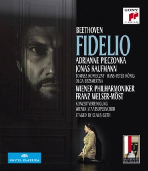 Beethoven: Fidelio [Blu-ray] (Blu-ray)