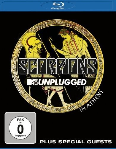 The Scorpions - MTV Unplugged (Blu Ray)