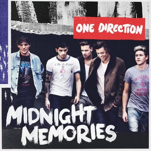 One Direction - Midnight Memories (Music CD)