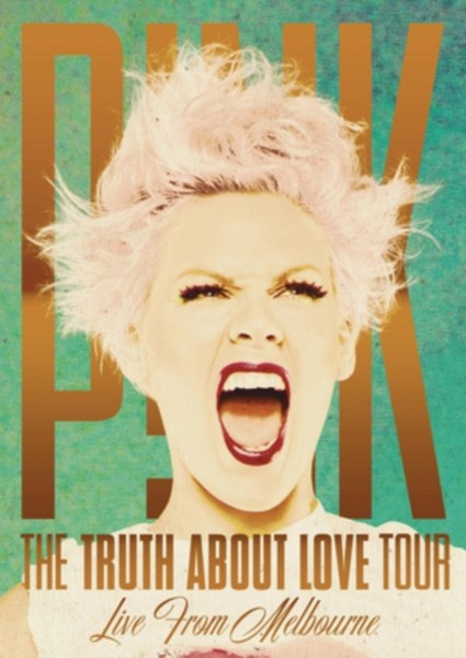 Pink - The Truth About Love: Live From Melbourne (Music Dvd) (DVD)