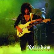 Rainbow - Boston 1981 (Live Recording) (Music CD)
