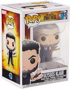 Funko - POP! Marvel: Black Panther - Ulysses Klaue #387