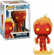 Funko Pop! Fantastic Four - Human Torch