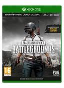 Player Unknowns Battlegrounds Version 1.0 (Xbox One)