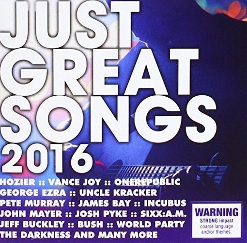 Various Just Great Songs 2016 (CD)