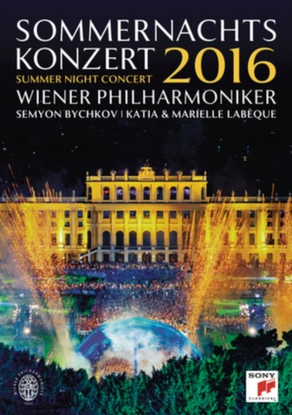 Sommernachtskoncert 2016: Wiener Philharmoniker (Bychkov) (DVD)