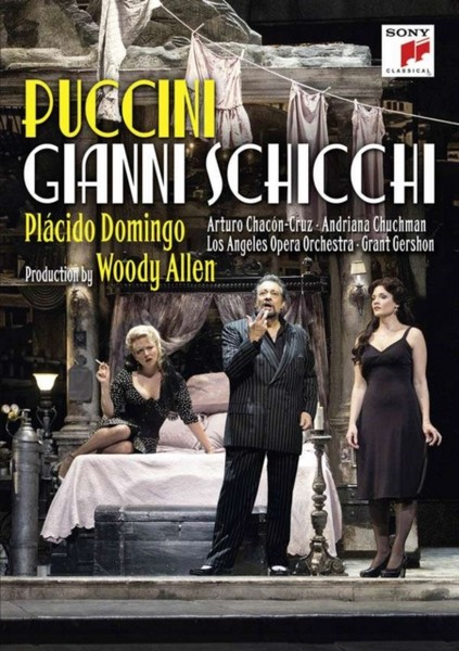 Gianni Schicchi: Los Angeles Opera (Gershon) (DVD)