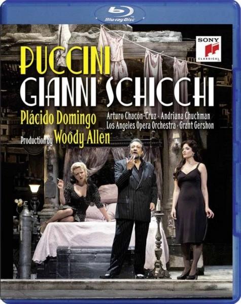 Gianni Schicchi: Los Angeles Opera (Gershon) [Blu-ray] (Blu-ray)