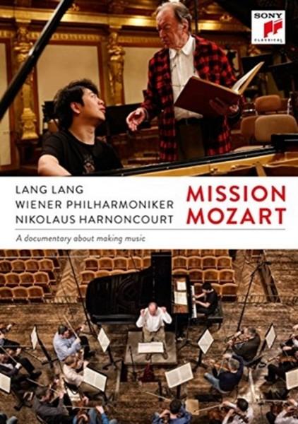 Lang Lang: Mission Mozart [Blu-ray] [1916] (Blu-ray)