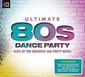 Various Artists - Ultimate 80s Dance Party (Music CD)
