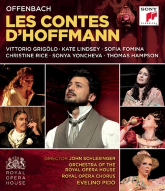 Les Contes D'hoffmann: Royal Opera House (Pid
