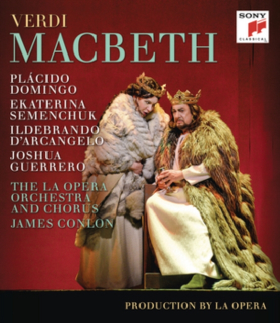 Macbeth: The La Opera (Conlon)  (Blu-ray)