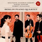 Mozart  Mahler & Schumann: Piano Quartets (Music CD)