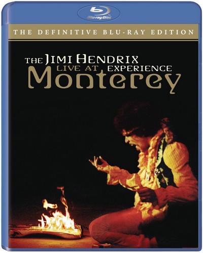 Jimi Hendrix: Live At American Landing [Blu-ray] [2017] (Blu-ray)