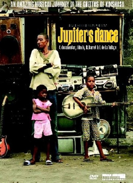 Jupiter'S Dance (+Cd) (DVD)