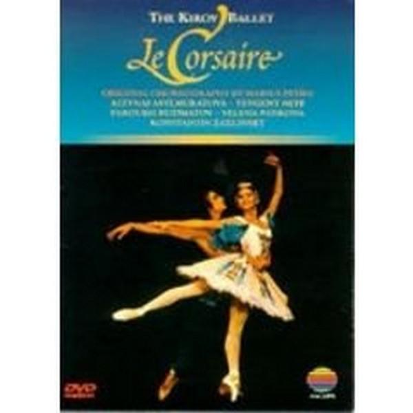Le Corsaire (Kirov Ballet). (DVD)