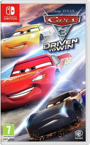 Cars 3: Driven to Win /Switch