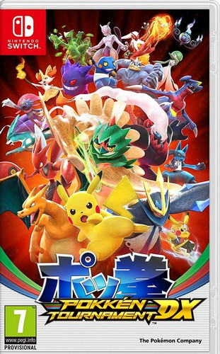 Pokken Tournament DX /Switch
