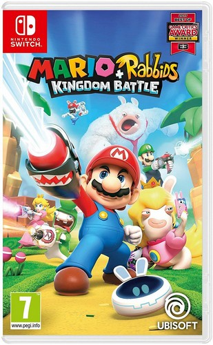 Mario & Rabbids: Kingdom Battle /Switch