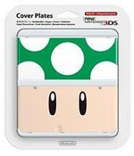 Nintendo Official Cover Plate for New 3DS - Green Toad (3DS)