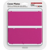 Nintendo Official Cover Plate for New 3DS - Pink (3DS)