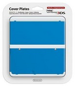 Nintendo Official Cover Plate for New 3DS - Blue (3DS)