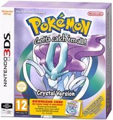 Pokemon Crystal Version (Download Code) (3DS)