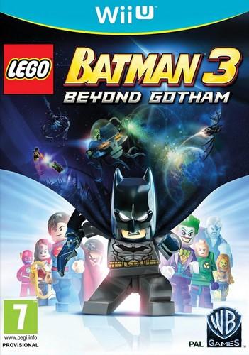 Lego Batman 3: Beyond Gotham (Wii-U)