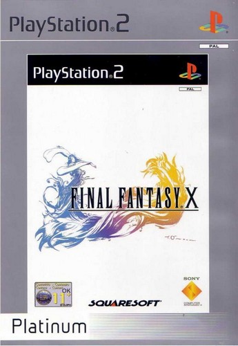 Final Fantasy X (10) (PS2)