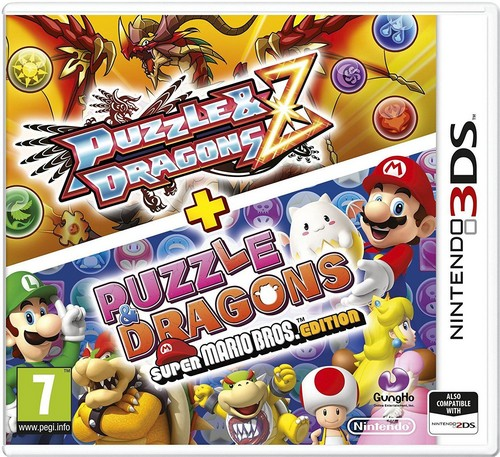 Puzzle & Dragons Z + Puzzle & Dragons Super Mario Bros. Edition (3DS)