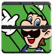 Nintendo Official Cover Plate for New 3DS - Luigi (3DS)