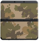 Nintendo Official Cover Plate for New 3DS - Camouflage (3DS)