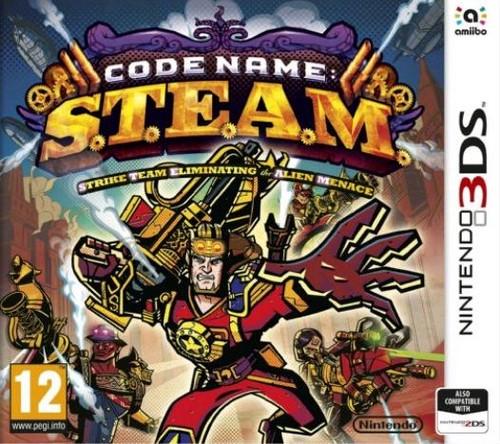 Codename S.T.E.A.M (3DS)
