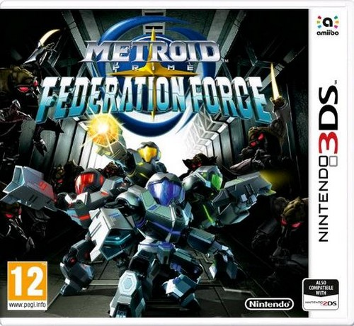 Metroid Prime: Federation Force (3DS)