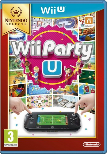 Wii Party U (Selects) (Wii-U)