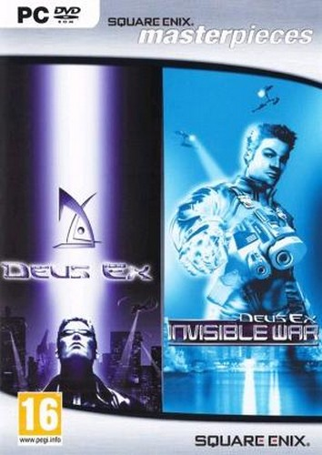 Square Enix Masterpieces: Deus Ex & Deus Ex Invisible War (PC)