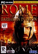 Rome Total War Barbarian Invasion Expansion Pack (PC)