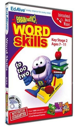 BRAINtastic! Word Skills KS2 (PC)