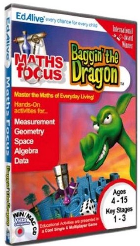 Maths Focus - Baggin' the Dragon (PC)