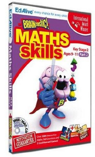 BRAINtastic! Maths KS2 Part 2 (PC)