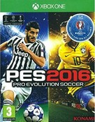 Pro Evolution Soccer (PES) 2016 (Xbox One)