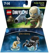 Lego Dimensions: Fun Pack - Lord of the Rings Gollum (Video Game Toy)