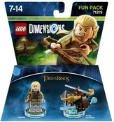 Lego Dimensions: Fun Pack - Legolas (Lord of the Rings) (Video Game Toy)